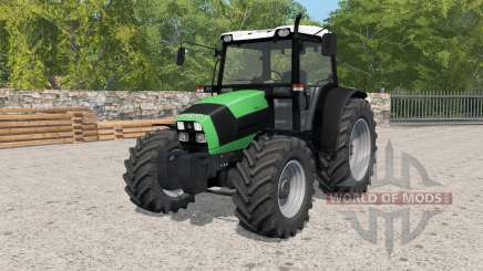 Deutz-Fahr Agrofarm 430 2010 for Farming Simulator 2017
