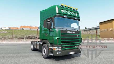 Scania R144L for Euro Truck Simulator 2