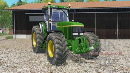 John Deere 7৪10 for Farming Simulator 2015