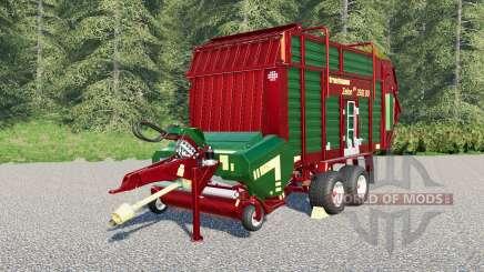 Strautmann Zelon CFS 2501 DO for Farming Simulator 2017