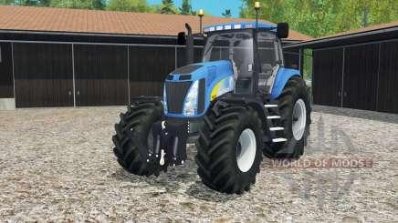New Holland T80Ձ0 for Farming Simulator 2015