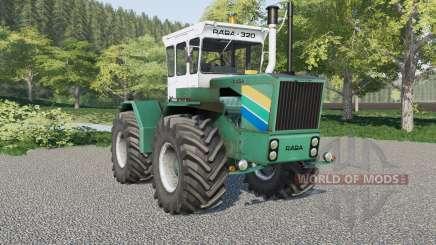 Raba 320 for Farming Simulator 2017