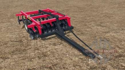 Santa Izabel GASI 340 for Farming Simulator 2017