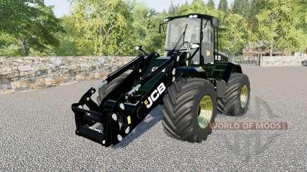 JCB 435 S for heavy loading work for Farming Simulator 2017