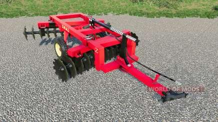 Zmaj Z-828 for Farming Simulator 2017