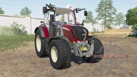 Fendt 310-313 Vario for Farming Simulator 2017