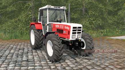 Steyr 8110A Turbo for Farming Simulator 2017
