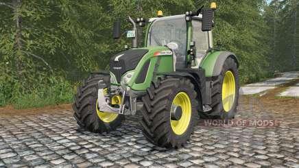 Fendt 716-724 Variꝋ for Farming Simulator 2017