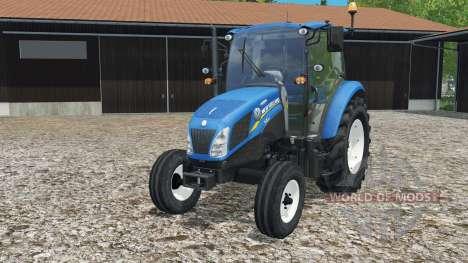 New Holland T4.65 for Farming Simulator 2015