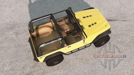Ibishu Hopper Full-Time 4WD for BeamNG Drive
