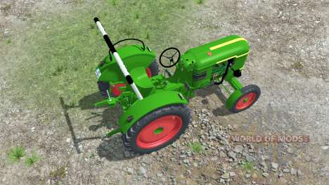 Deutz D 25 for Farming Simulator 2013