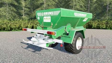 Bruns MBA 12000 for Farming Simulator 2017