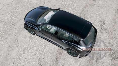 Cherrier FCV JDR interior v0.1 for BeamNG Drive