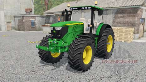 John Deere 6210R for Farming Simulator 2017