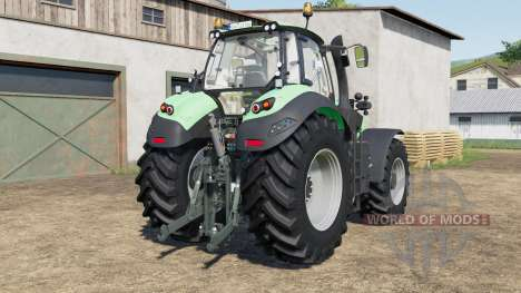 Deutz-Fahr Serie 9 TTV Agrotron for Farming Simulator 2017