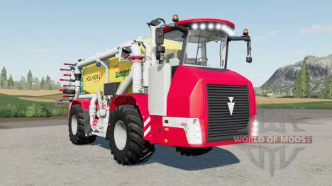 Holmer Terra Variant 600 Eco for Farming Simulator 2017