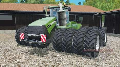 Case IH Steiger 1000 for Farming Simulator 2015