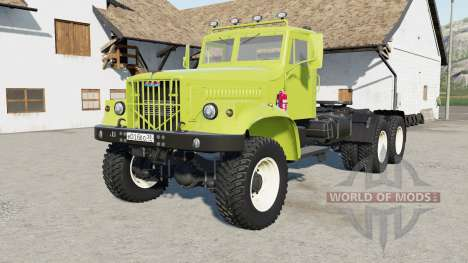 KrAZ-258Б for Farming Simulator 2017