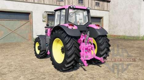 John Deere 6M-series for Farming Simulator 2017