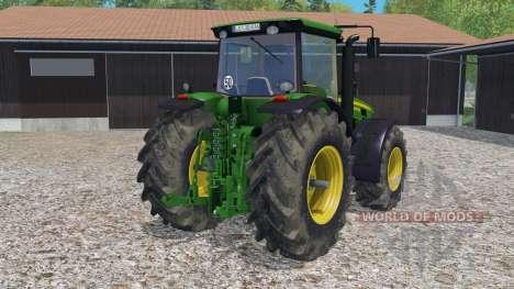 John Deere 8430 for Farming Simulator 2015