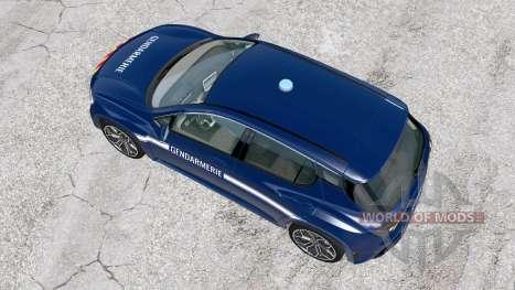 Cherrier FCV Gendarmerie v1.2.1 for BeamNG Drive