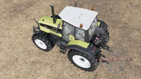 Hurlimann H-6165 Master for Farming Simulator 2017