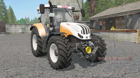 Steyr Profi 4000 CVT for Farming Simulator 2017