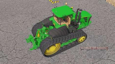 John Deere 9630T for Farming Simulator 2017