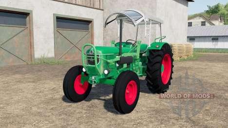 Deutz D 8005 A for Farming Simulator 2017