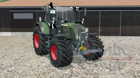 Fendt 718 Vario for Farming Simulator 2015