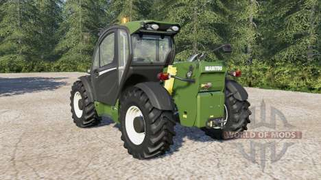Manitou MLT 737-130 PSplus for Farming Simulator 2017