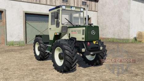 Mercedes-Benz Trac for Farming Simulator 2017