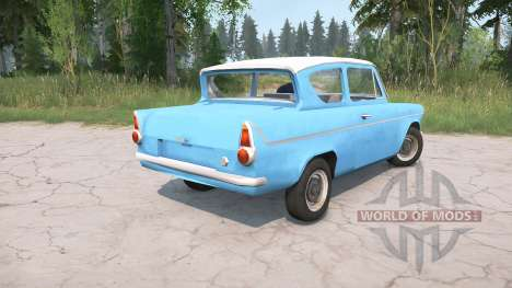 Ford Anglia Deluxe (105E) 1959 for Spintires MudRunner
