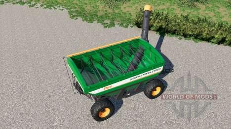 Stara Reboke Ninja 33000 for Farming Simulator 2017