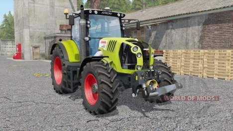 Claas Arion for Farming Simulator 2017