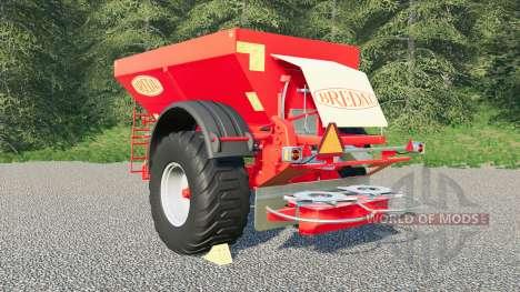 Bredal K-series for Farming Simulator 2017