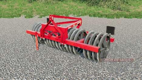 HE-VA 300 mm Front-Pakker for Farming Simulator 2017
