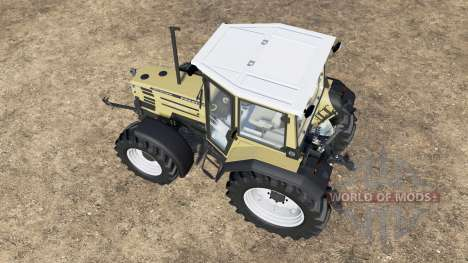 Hurlimann H-488 Turbo for Farming Simulator 2017