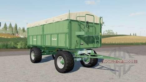 Krone DK 240-18 for Farming Simulator 2017