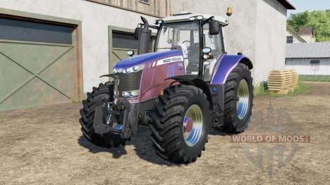 Massey Ferguson 7700 for Farming Simulator 2017