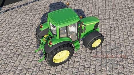 John Deere 6020-series for Farming Simulator 2017