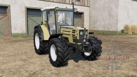 Hurlimann H-488 Turbo for Farming Simulator 2017