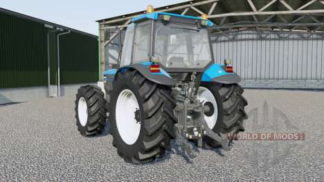 New Holland 40-series for Farming Simulator 2017