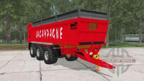 Dezeure DM30 for Farming Simulator 2015