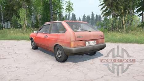 Lada Samara 1500 S for Spintires MudRunner