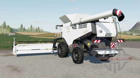 Class Lexion 795 white for Farming Simulator 2017