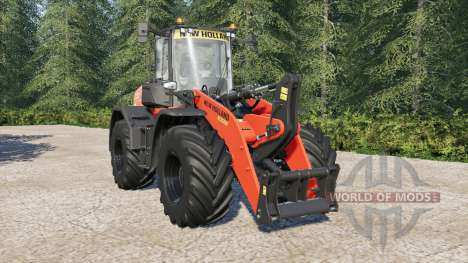 New Holland W190D for Farming Simulator 2017