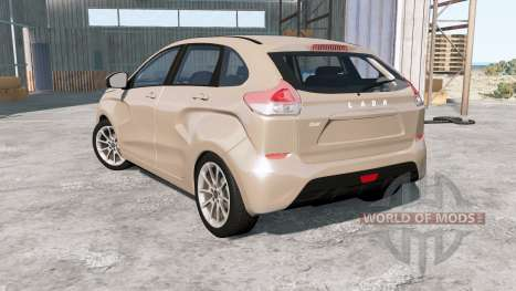 Lada XRAY (GAB) 2015 for BeamNG Drive