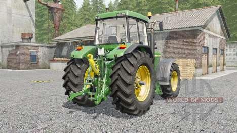 John Deere 7010-series for Farming Simulator 2017