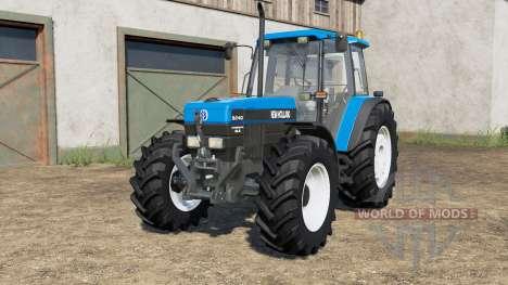 New Holland 40-series for Farming Simulator 2017
